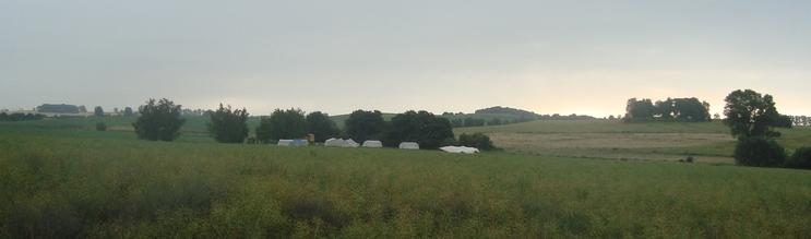 Vor Campbeginn